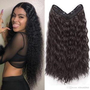 Synthetic Clip-In Extensions
